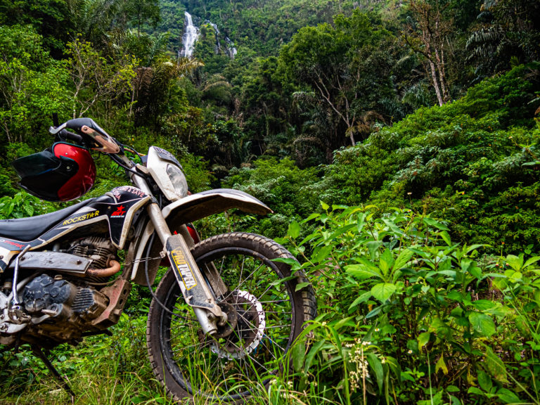 Motorrad fahren Freieheit